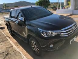 Toyota Hilux 2.8 SRX 4x4 (Aut) 2016 - 2016
