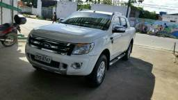 Vendo veículo Ford Ranger limited - 2014