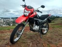 Moto Honda Bros 160 2016 - 2016