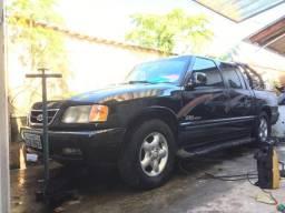 S10 4.3 v6 gasolina e GNV Legalizado - 1998