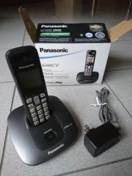 Telefone sem Fio Panasonic na Caixa