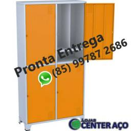 Roupeiros 3/4 portas - Norma NR24 - Pronta Entrega!!!!