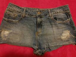 Short Jeans Pool