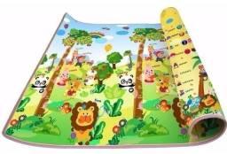 Tapete Infantil Jolitex Dupla Face Alfabeto 1,20 x 1,80