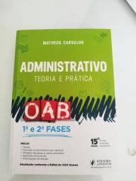 Direito Administrativo 1 e 2 fase da OAB