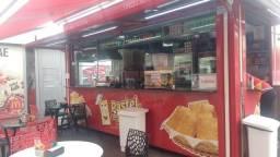 Pastelaria dentro do Hipermercado Extra