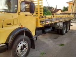 Caminhão MB 1516 ano 86 - 1986