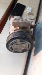 Compressor do Ar Condicionado Ford Ka 3cc