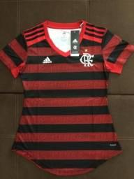 Camisa Flamengo Feminina 2019