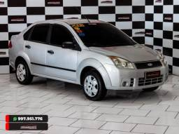 FORD FIESTA 2007/2008 1.0 MPI SEDAN 8V FLEX 4P MANUAL - 2008
