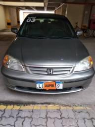 Vendo Honda Civic automático 2003 - 2003