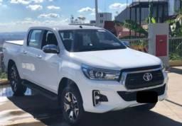 Toyota Hilux CDupla Srx 4x4 2.8 T Diesel Autom 2019 - 2019