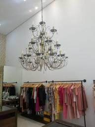 Vendo mobiliario loja roupas