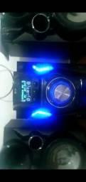 Som LG 600 wats