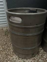 Barril de chopp 50 litros e 30 litros