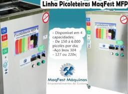 Picoleteira Máquina de Picolés e Paleta Mexicana