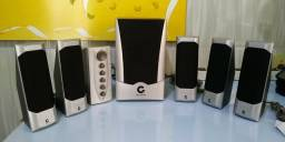 Caixas Home Theater Goldship