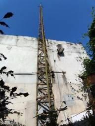 Antena de ferro 12 metros