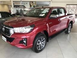 Toyota Hilux SRV CD 4x4 Diesel 2020/2020 Lince Toyota - 2020