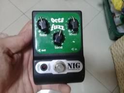 Pedal NIG Octa Fuzz (troco)