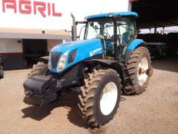 Trator New Holland T7.245 Ano 2013
