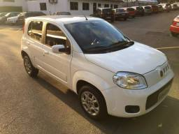 Fiat uno vivace 2012/2013 - 1.0 8V flex 4p - baixíssima quiilometragem - 2012