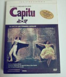 DVD Minissérie Capitu