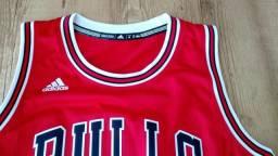 Camisa oficial Adidas Swingman Chicago Bulls