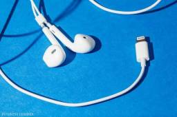 Fones de ouvido iPhone 7 original