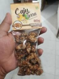 Castanha torrada,natural,caramelizada e do Pará