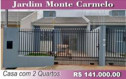 Casa no Jd. Monte Carmelo