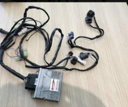 Módulo de potência plug and play Yamaha MT 07 - 2018