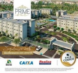Residencial Prime Sul - Apartamentos 2/4 + suíte reversível 100% financiáveis