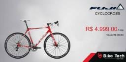 Bicicleta Fuji Cyclocross Bikefit Revenda Autorizada Shimano Porto Alegre