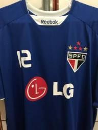 8452806cfa Camisa oficial São Paulo Penalty  12 Denis G de jogo RARO