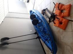 Caiaque Duplo (pesqueiro e veleiro) - Caiaker
