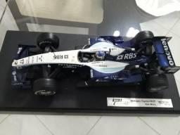 Coleção de Miniaturas de Fórmula 1, escala 1:18