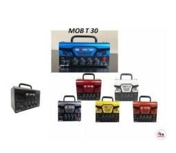 Usado, Mini Cabeçote Para Guitarra - Borne Mob T30 - 30w comprar usado  Guarulhos