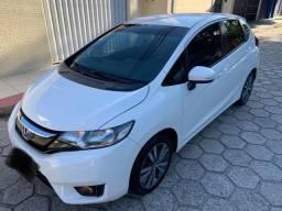 Honda Fit EXL 2016, único dono, revisado, doc 2019 pago - 2016