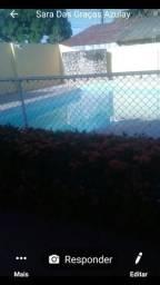 Vendo casa com piscina e ótimo terreno