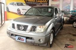 Nissan Frontier SEL 2.5 Cinza