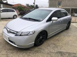 Civic Sedan LXS 1.8 Aut. 4p legalizado baixo