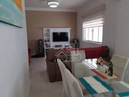 Apartamento com 2 dormitórios à venda, 86 m² por R$ 410.000,00 - Grajaú - Rio de Janeiro/R