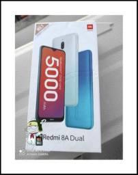 Redmi 8A da Xiaomi.. Sublime.. Novo lacrado com garantia e entrega hj