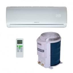 Ar Condicionado Split Agratto 9.000 BTUs + Quente/Frio Eco Top