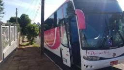 Ônibus 1200 volvoB12r leito total