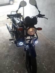 Troco por moto maior NAO VENDO - 2005