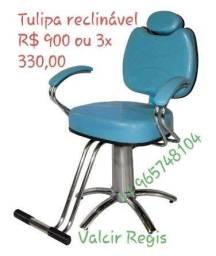 6x 180,00 cadeira p Cabelereiro, Barbeiro, Manicure