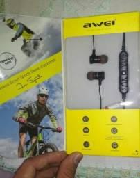 Fone De Ouvido Sem Fio Bluetooth 4.1 Awei A920bl Original