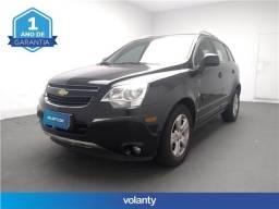 Chevrolet Captiva 2.4 sidi ecotec 16v gasolina 4p automático - 2014